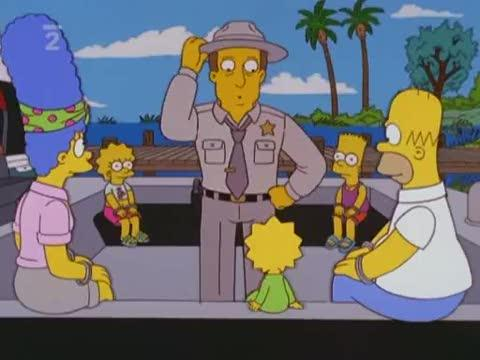 Simpsonovi 11x19 Zabij krokodýla a uteč
