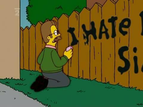 Simpsonovi 18x18 Zmylena neplati