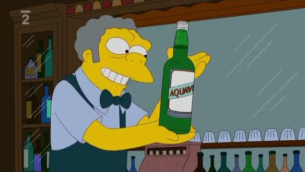 Simpsonovi 20x21 Cesta do Homeriky
